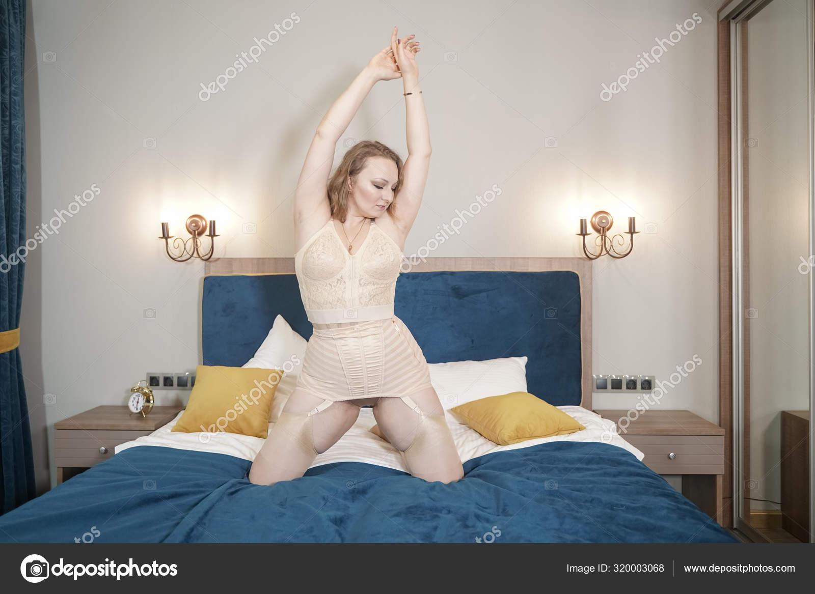 Semi nude nerdy women