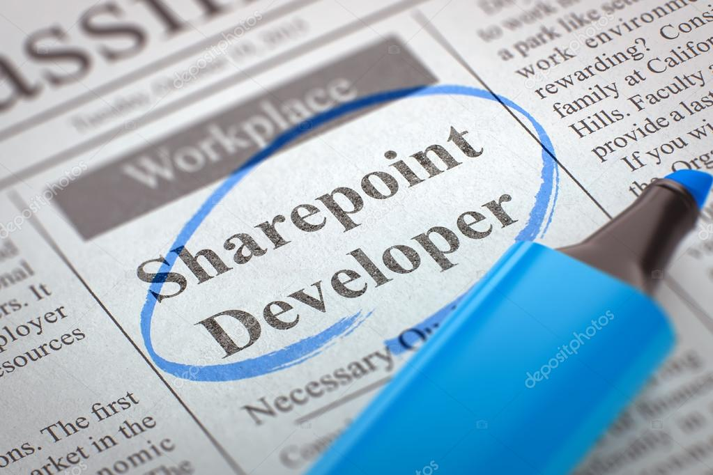 Image result for hiring Sharepoint Developer