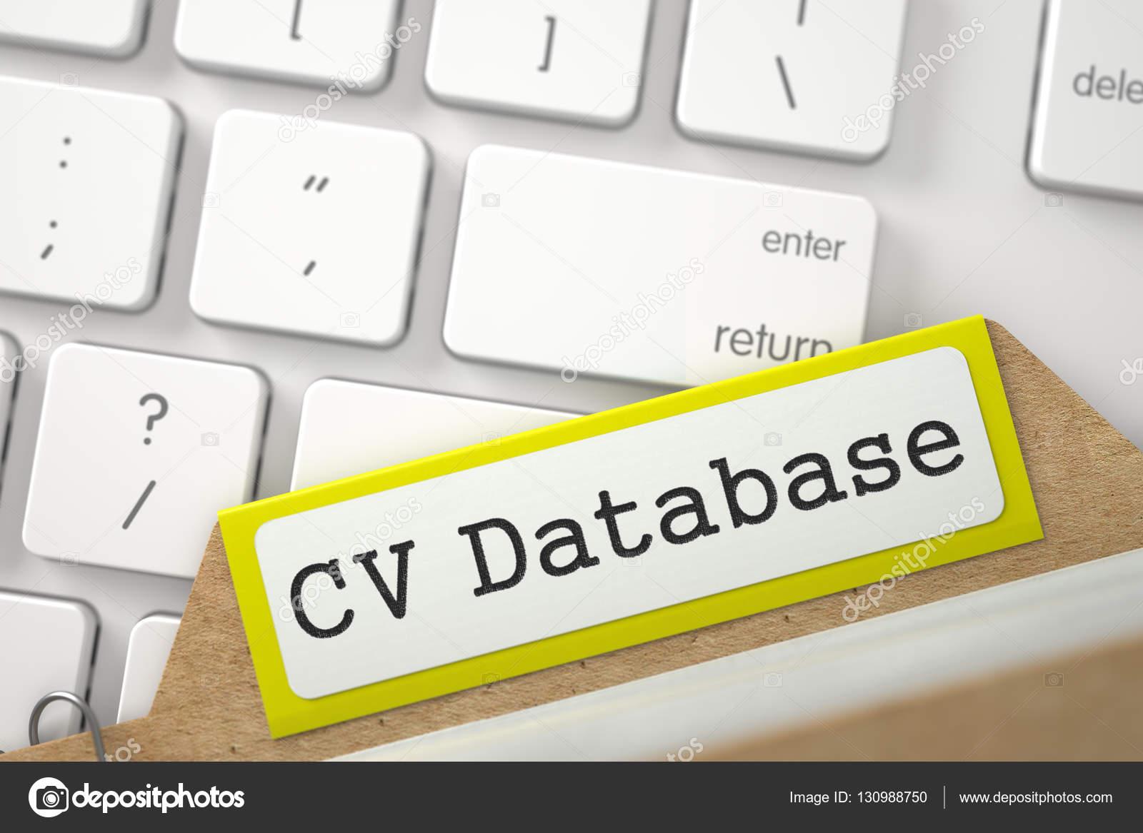 önéletrajz adatbázis Kártya reszelő val felirat Cv adatbázis. 3D — Stock Fotó  önéletrajz adatbázis