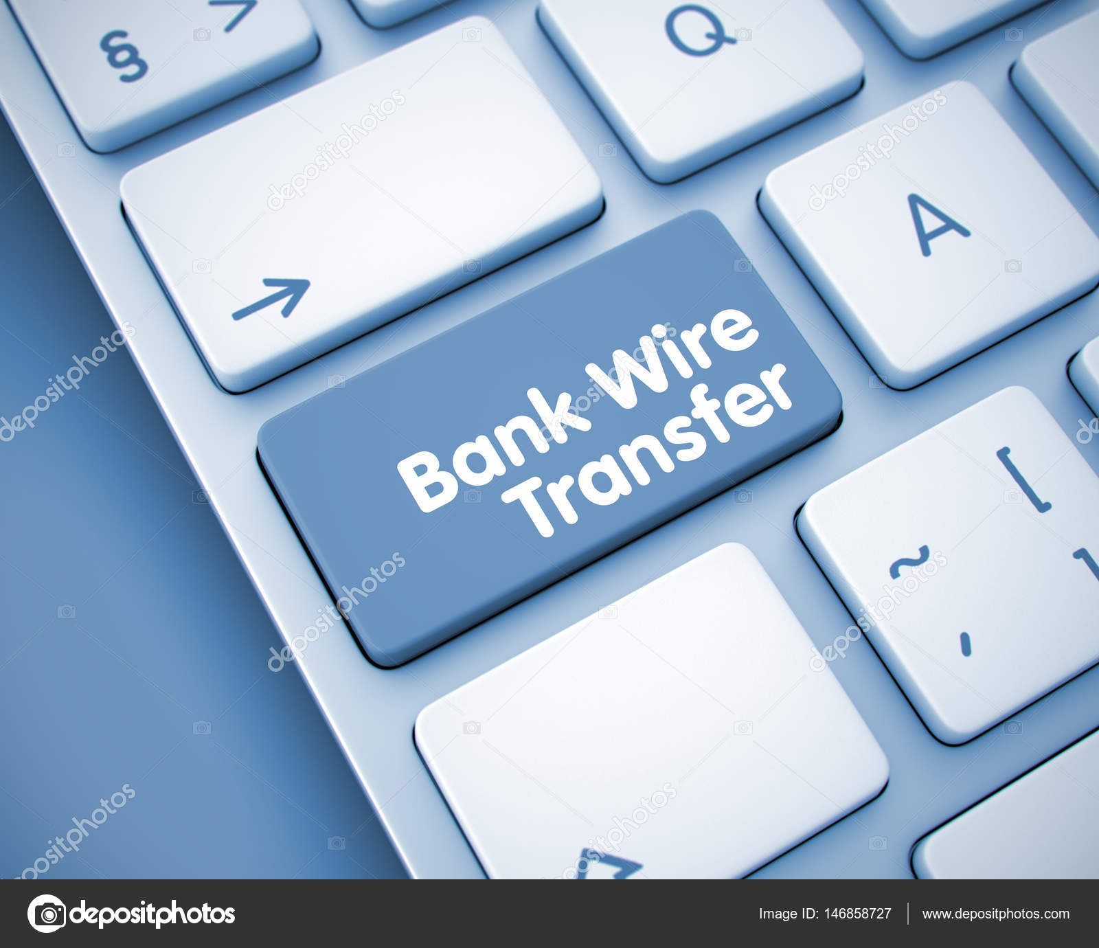 Wire Transfer Key - WIRE Center •