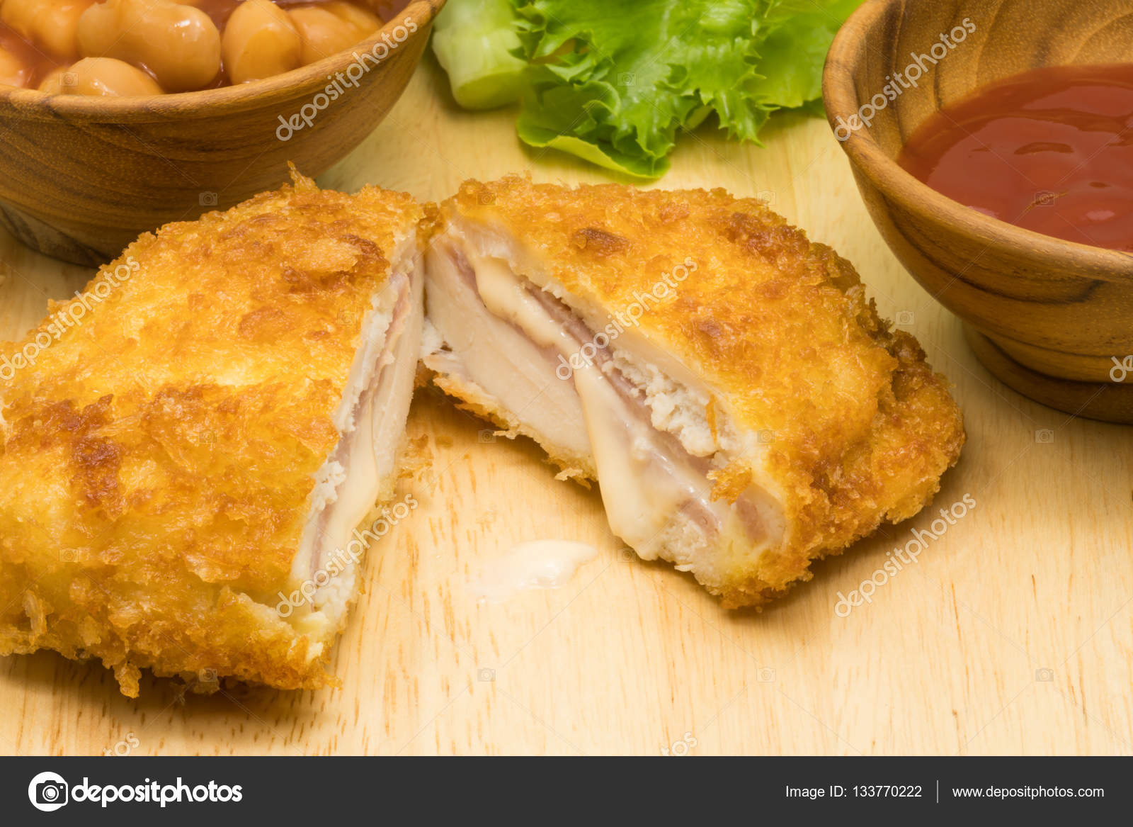 sås till kyckling cordon bleu