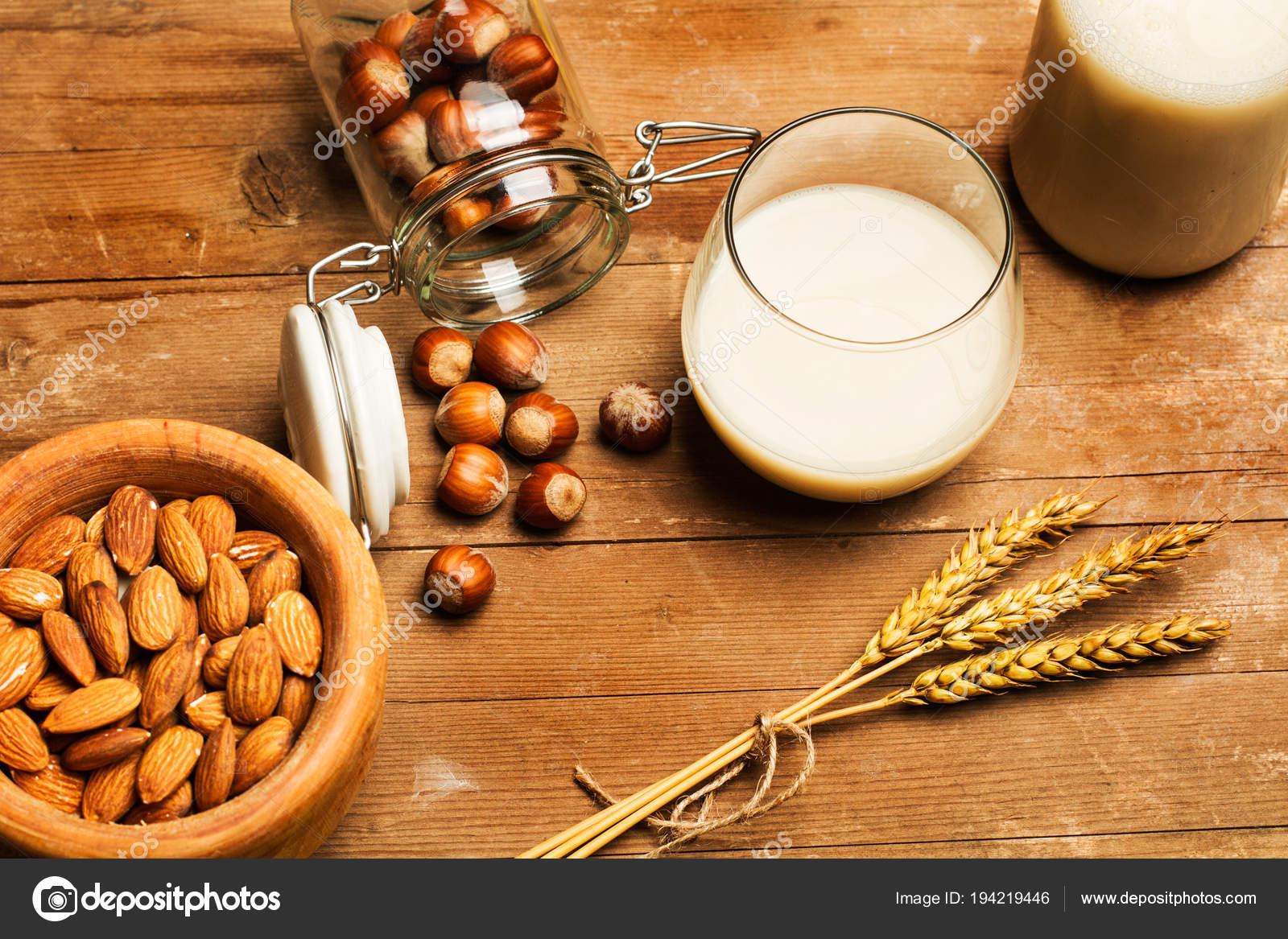 Молоко и орехи при импотенции