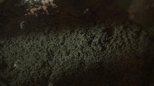 betonové části připadající na rovné podlaze