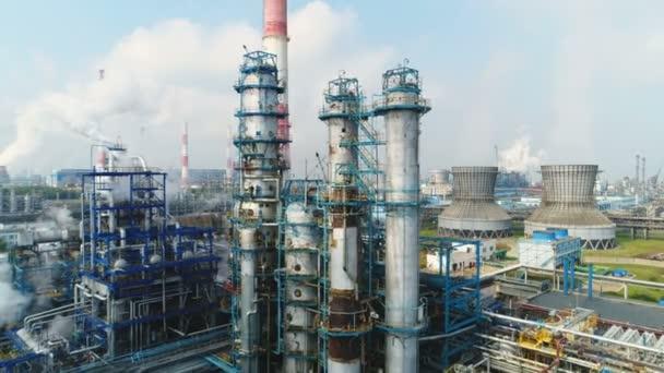 plynu a ropy opravit rostlin