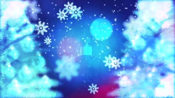 Advent, Weihnachten Hintergrund mit Bokeh-Effekt