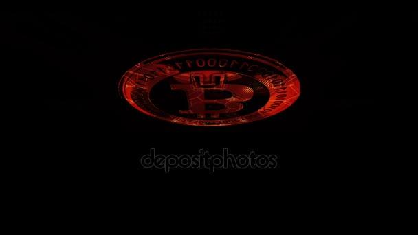 Arany Bitcoins a Forex diagramháttér pénzügyi koncepció