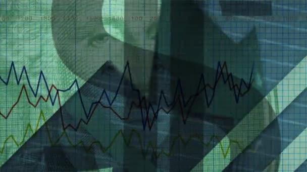 wachsende Geschäftszahlen. USA