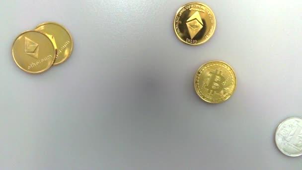 Bitcoins - kripta-valuta, bitcoin exchange