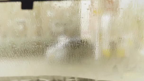 Autolavaggio autolavaggio senza contatto con schiume attive auto