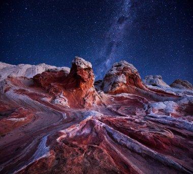 Somewhere on Mars