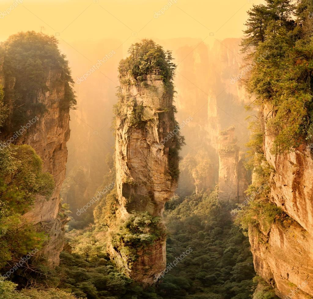 China. National Park
