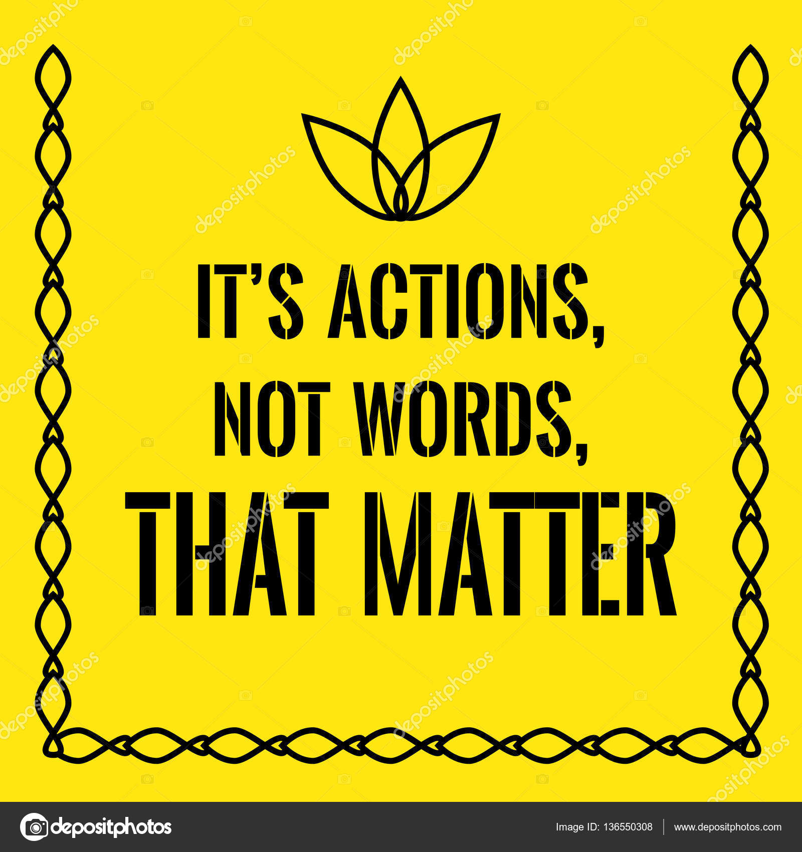 Taten Und Worte Zitate - cool-y-art