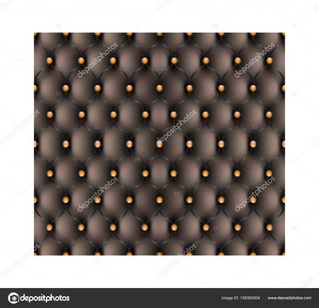 Brown background with upholster — Stock Vector © iskokova #159383004