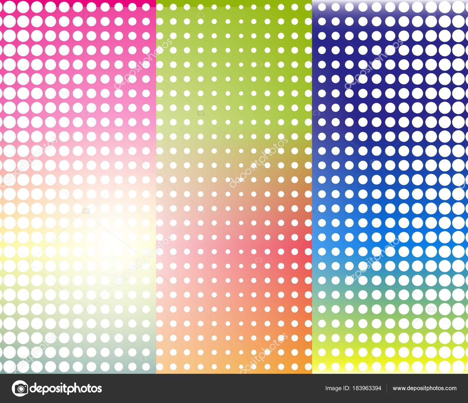 colorful pop art background colors andy warhal stock vector