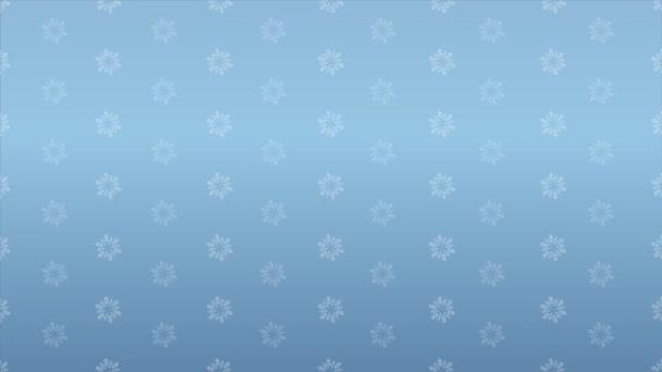 Hd vánoční pozadí s bílým mizející sněhové vločky