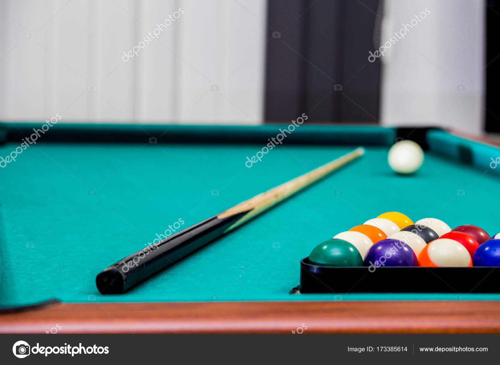 Sport Recreation Game Competition Playing Billiard Billiar - Competition pool table
