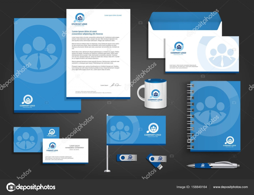 Human resources vector logo hr brand out sourcing emblem team human resources vector logo hr brand out sourcing emblem team building logotype corporate identity template design stationery letterhead spiritdancerdesigns Images