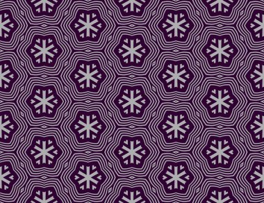 seamless abstract ornamental background