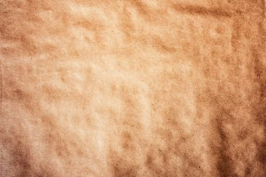 Texture detailed background craft wrapping wrinkled paper