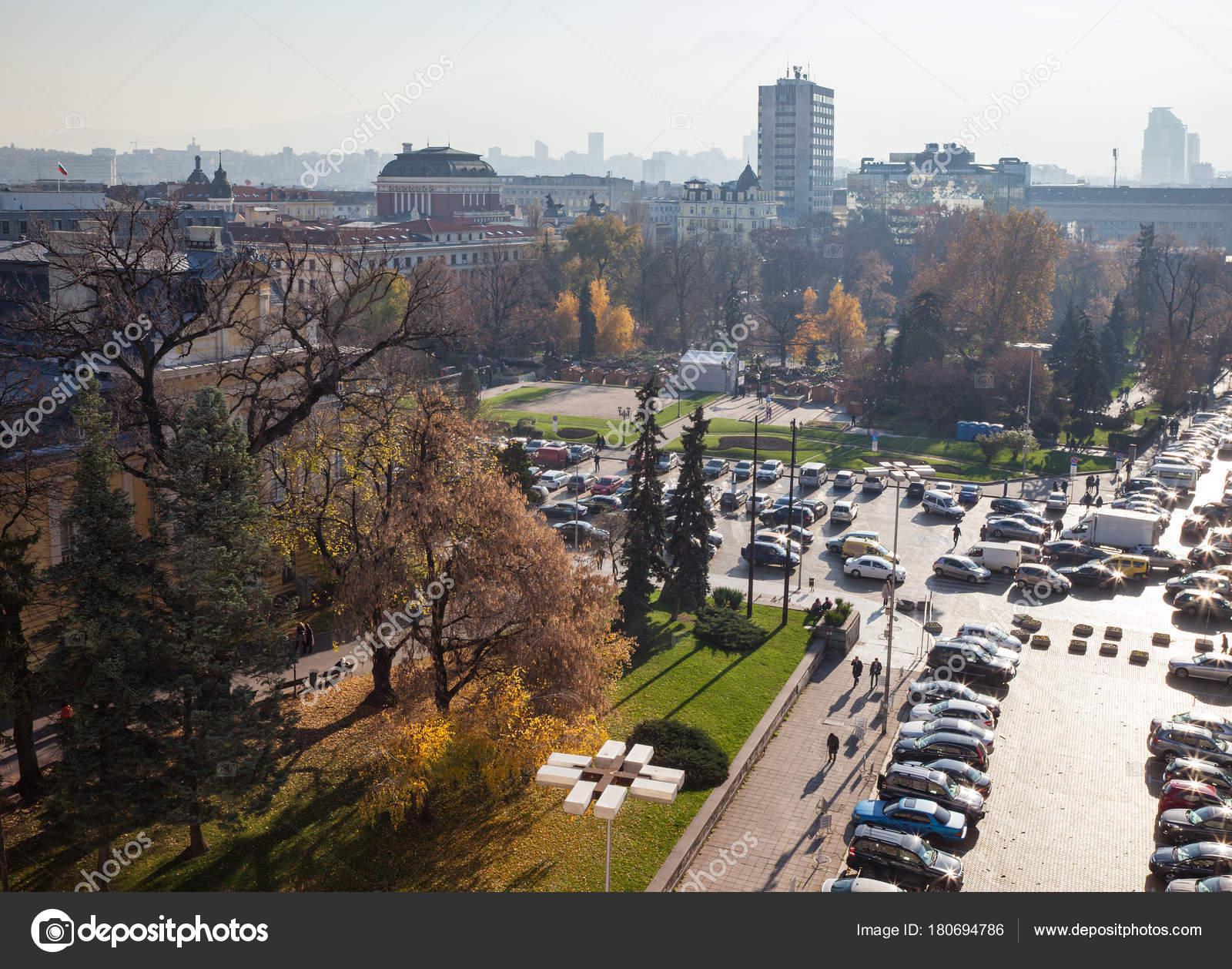 Sofia Bulgaria Europa Foto Stock Vilevi 180694786