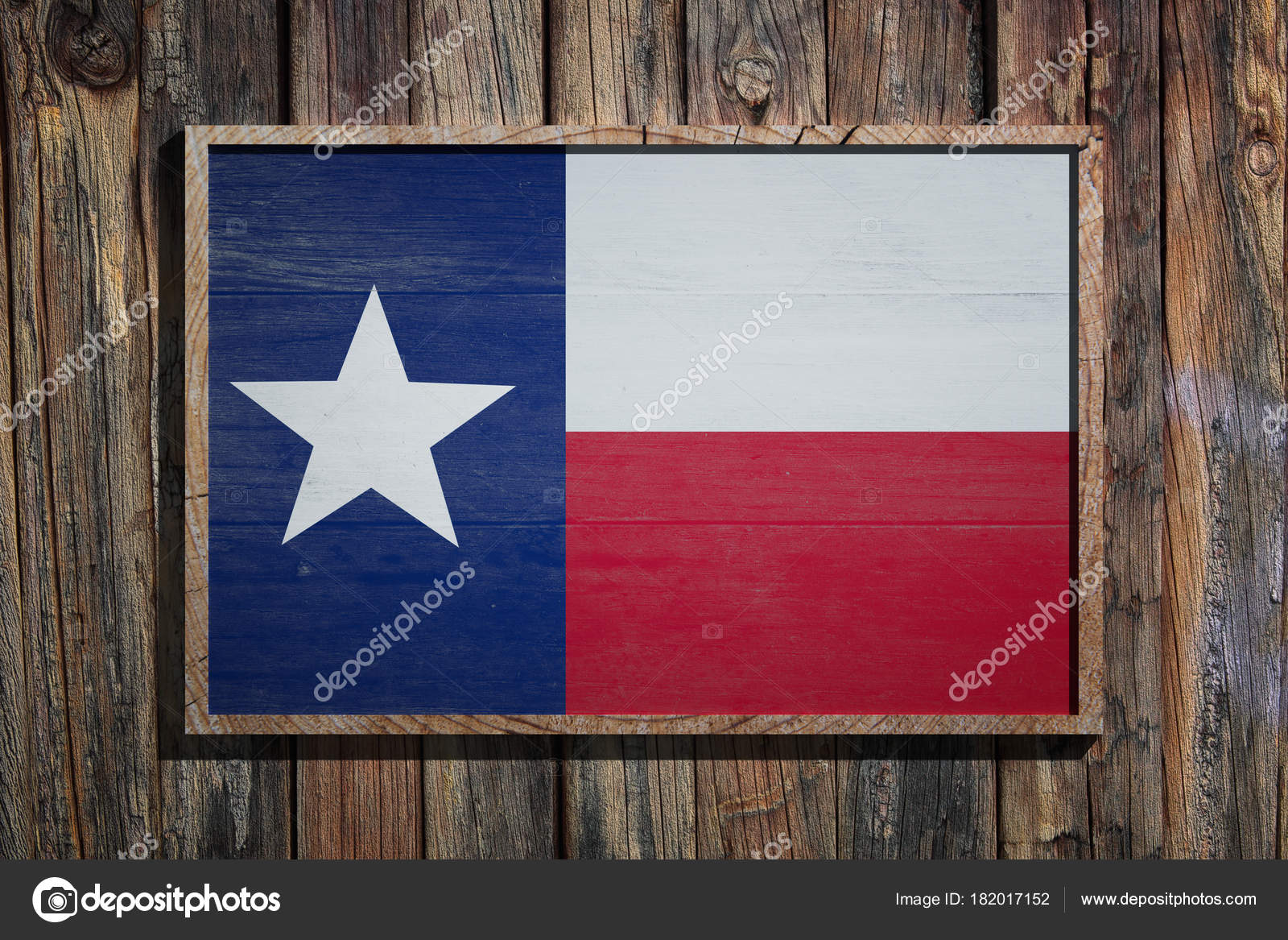 Hölzerne Texas Flagge — Stockfoto © erllre #182017152