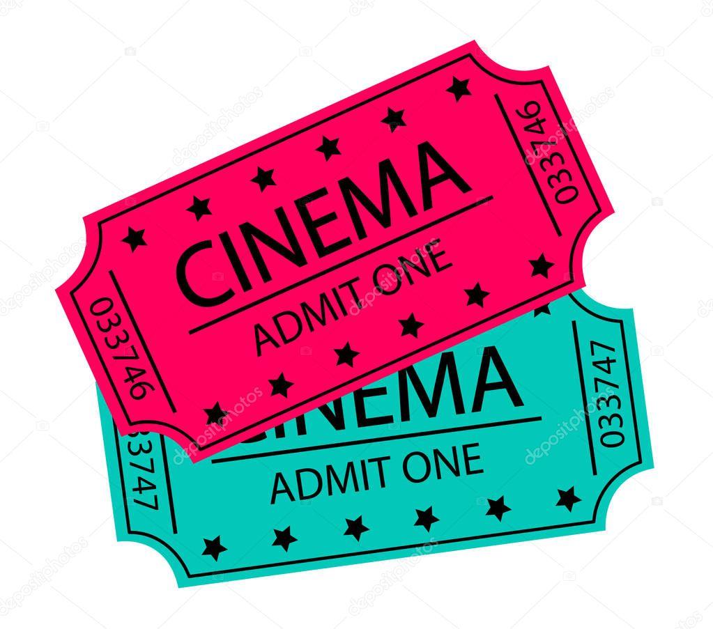 Fotos entradas de cine entradas de cine vector for Cine capitol precio entrada