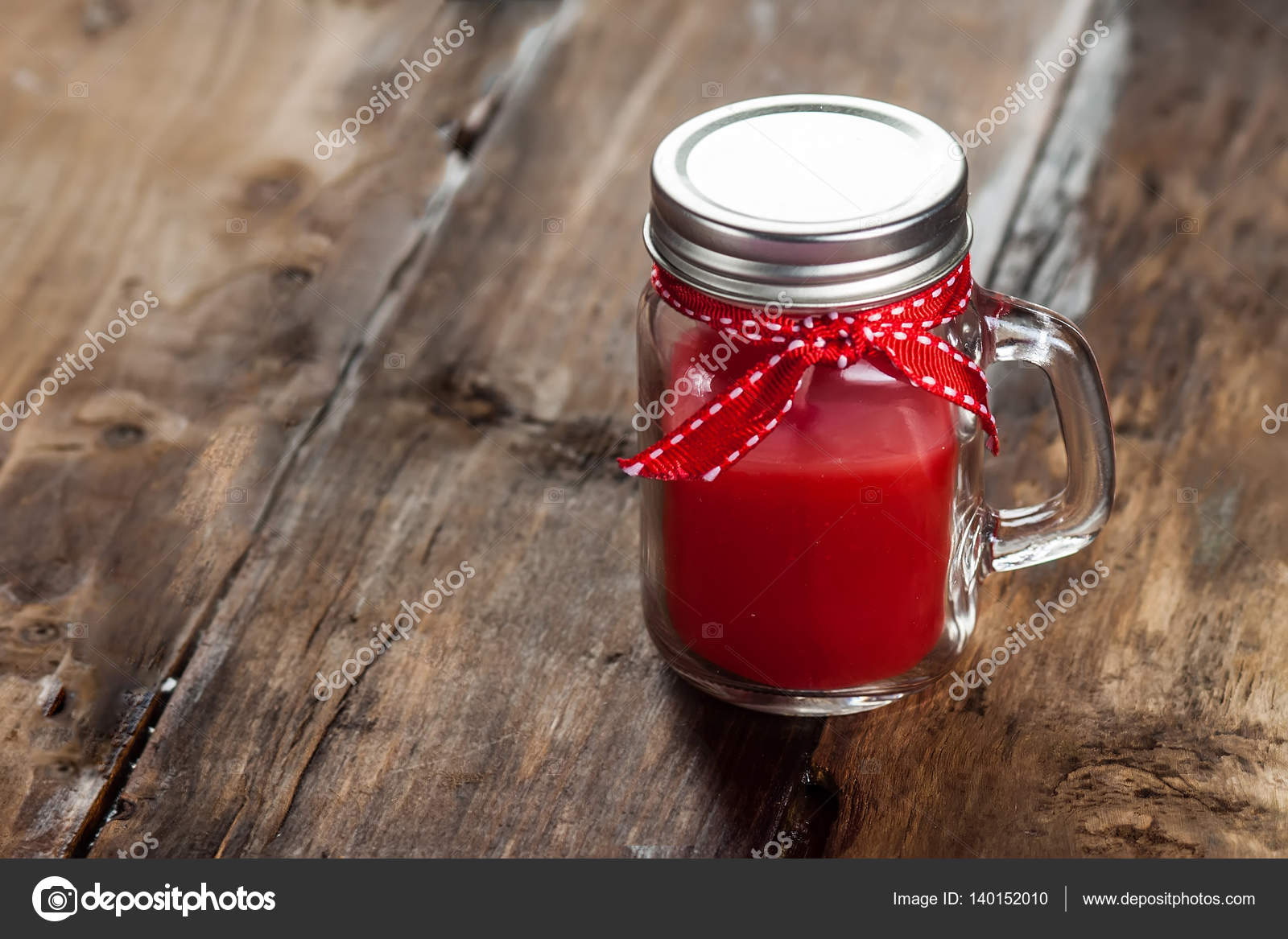Red candle cum — Stock Photo © dexteris #140152010