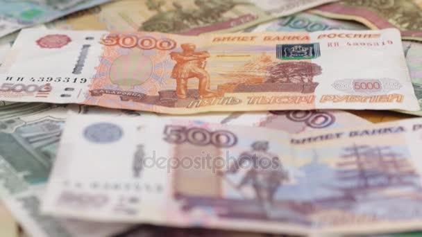 Zaměřit se na blízké a vzdálené Rubl směnky