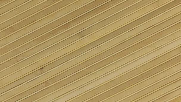 Rotace bambusová rohož, texturu pozadí pro návrh