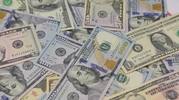 Rotace amerických dolarů, různých důstojnosti