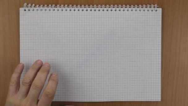 Preparare un notebook per il disegno con una penna
