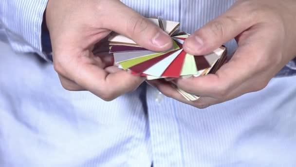 A ia egy video csíptet-ból színkártya