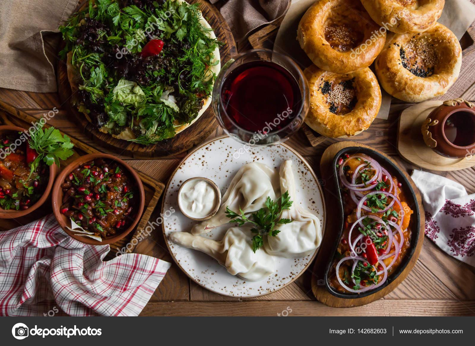 Грузинская блюдо квари