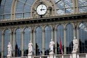 Fényképek Homlokzati részletek a Budapest Keleti pályaudvar