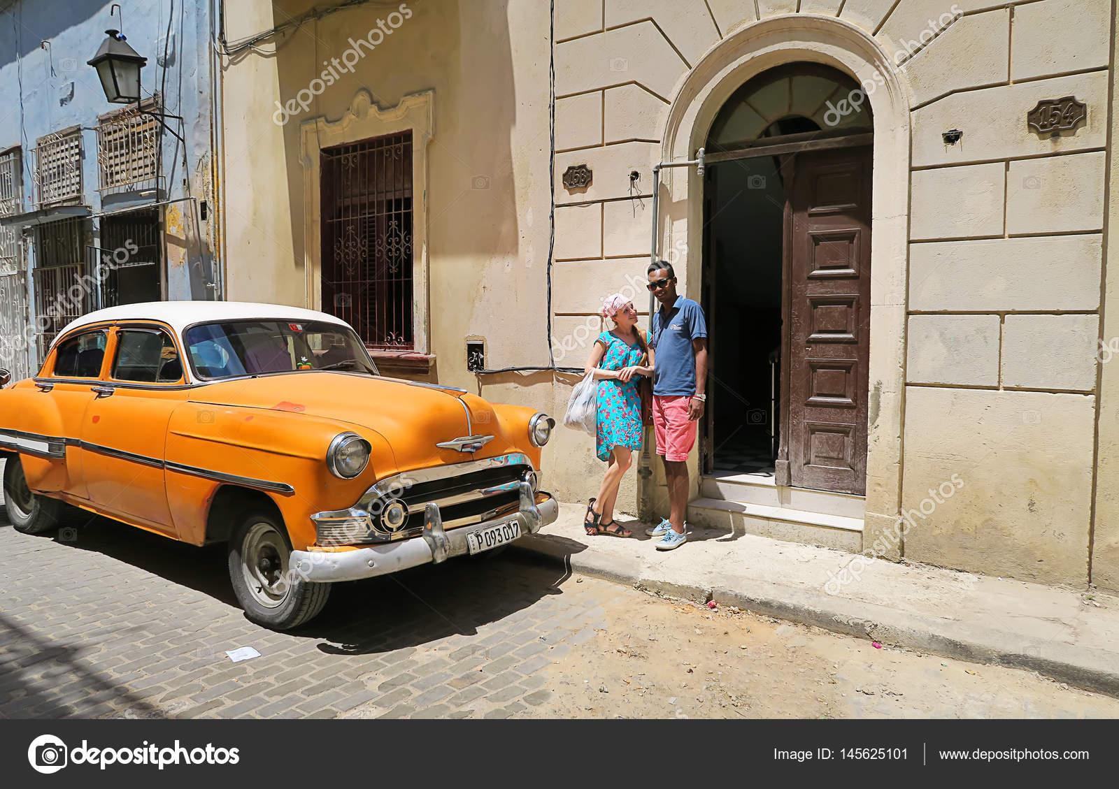 Rencontre un homme cubain