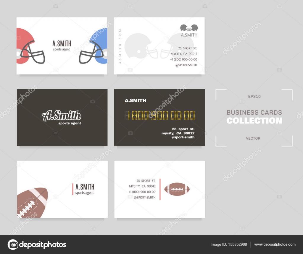 Sport Visitenkarten Eine Gute Idee Für Sportagenten