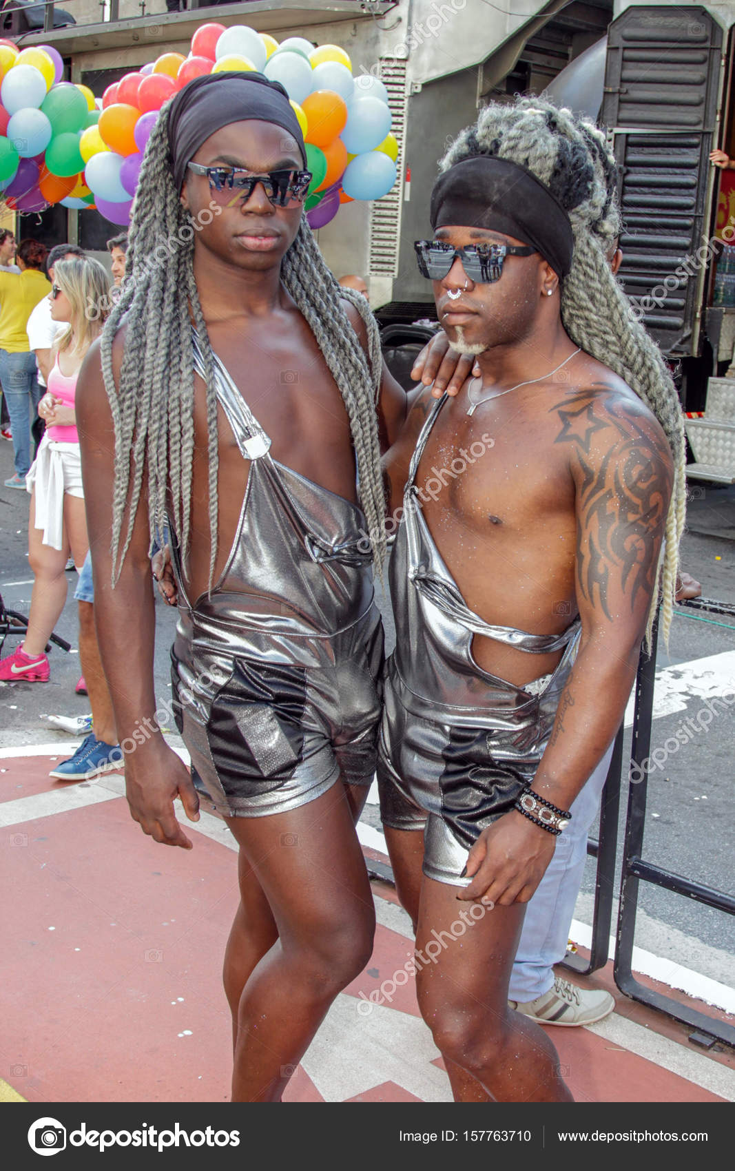 Black cruise gay lesbian pride travel girls