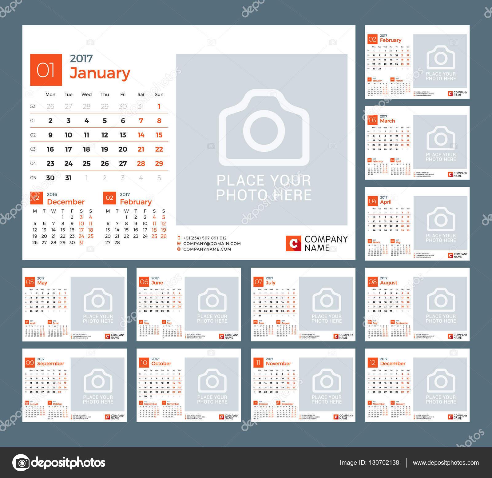 Wunderbar 12 Wochen Kalendervorlage Zeitgenössisch - Entry Level ...