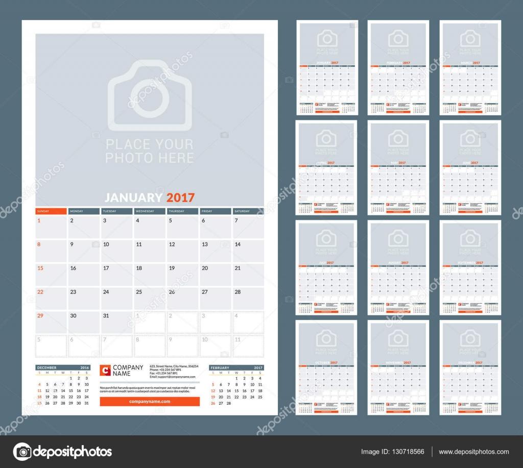 Atemberaubend Kalendervorlage Leer Bilder - Beispiel ...