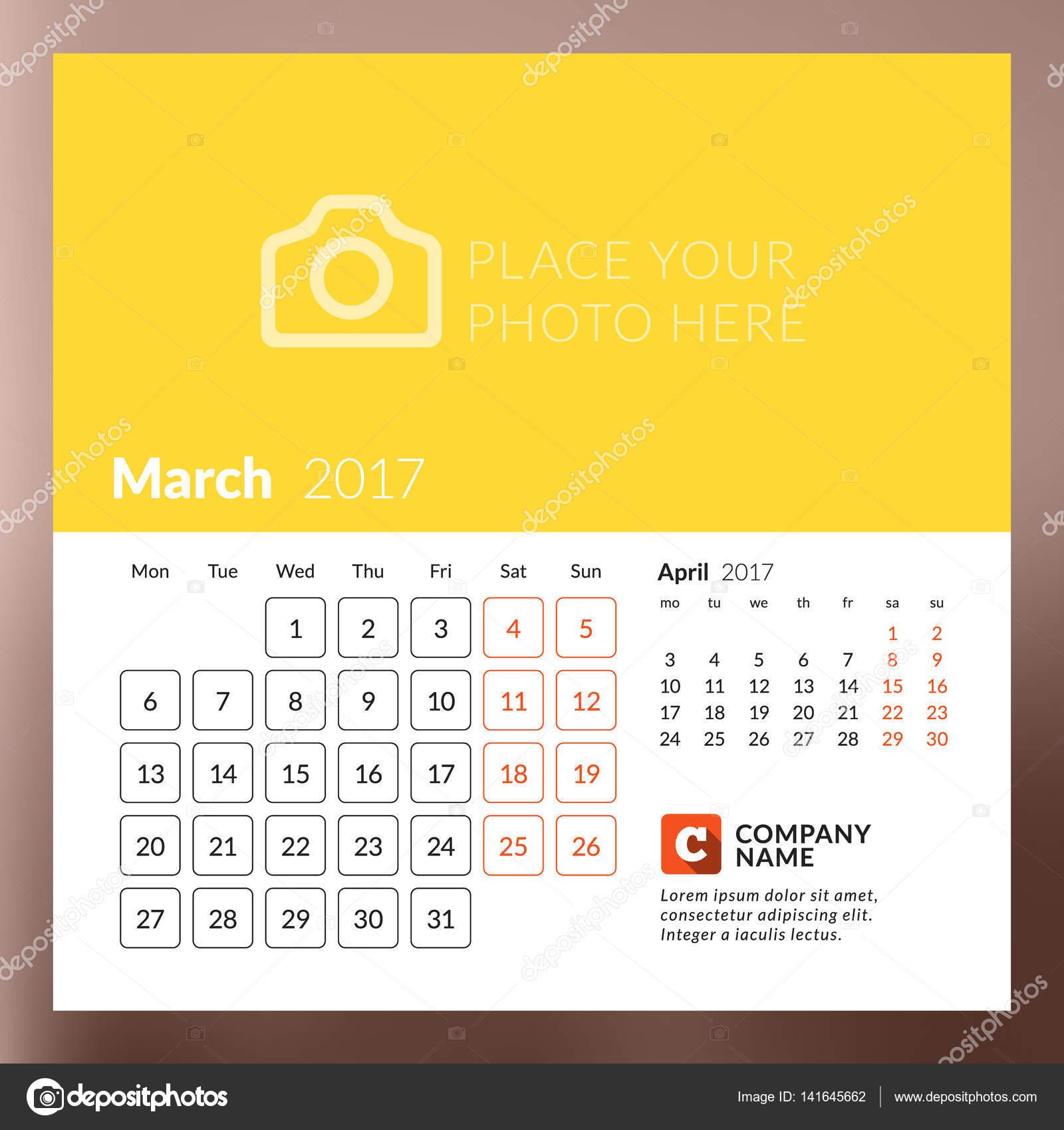 Erfreut Leere Woche Kalendervorlage Fotos ...