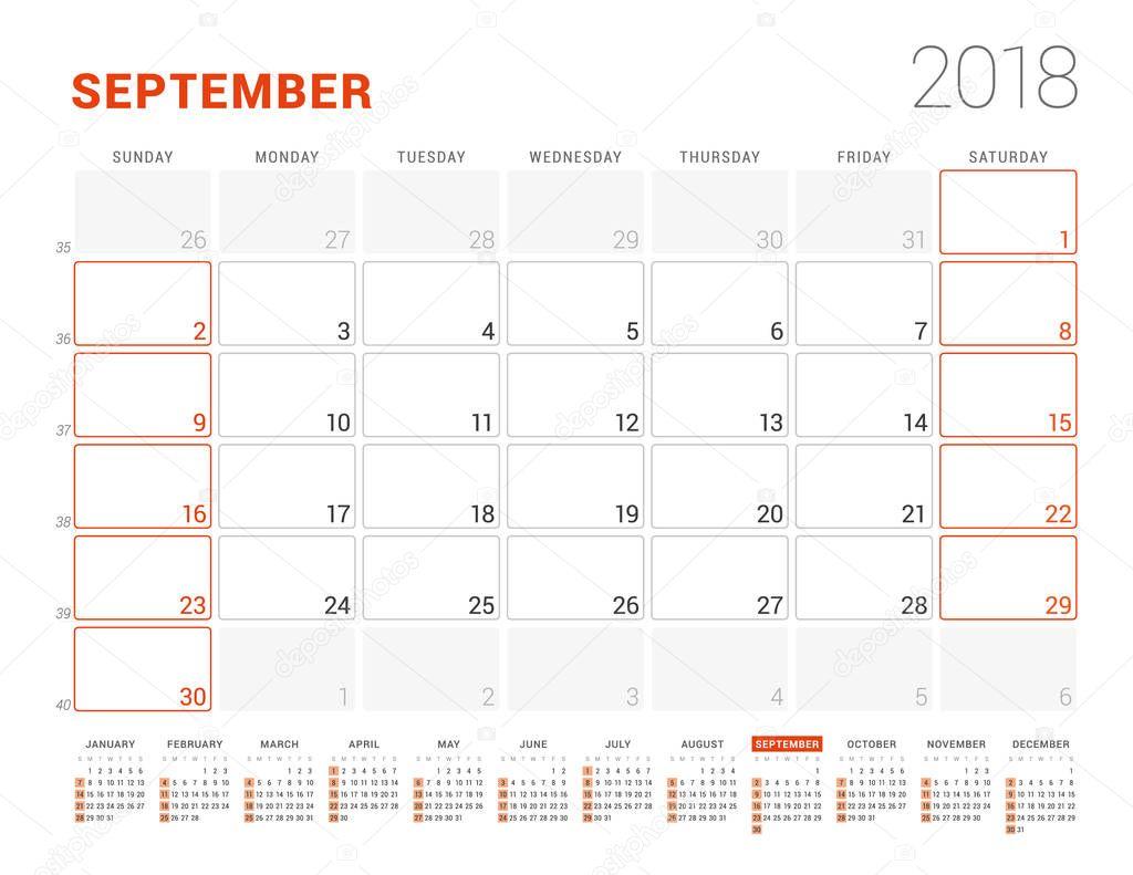 Tolle 1 Jahr Kalendervorlage Zeitgenössisch - Ideen Wieder Aufnehmen ...
