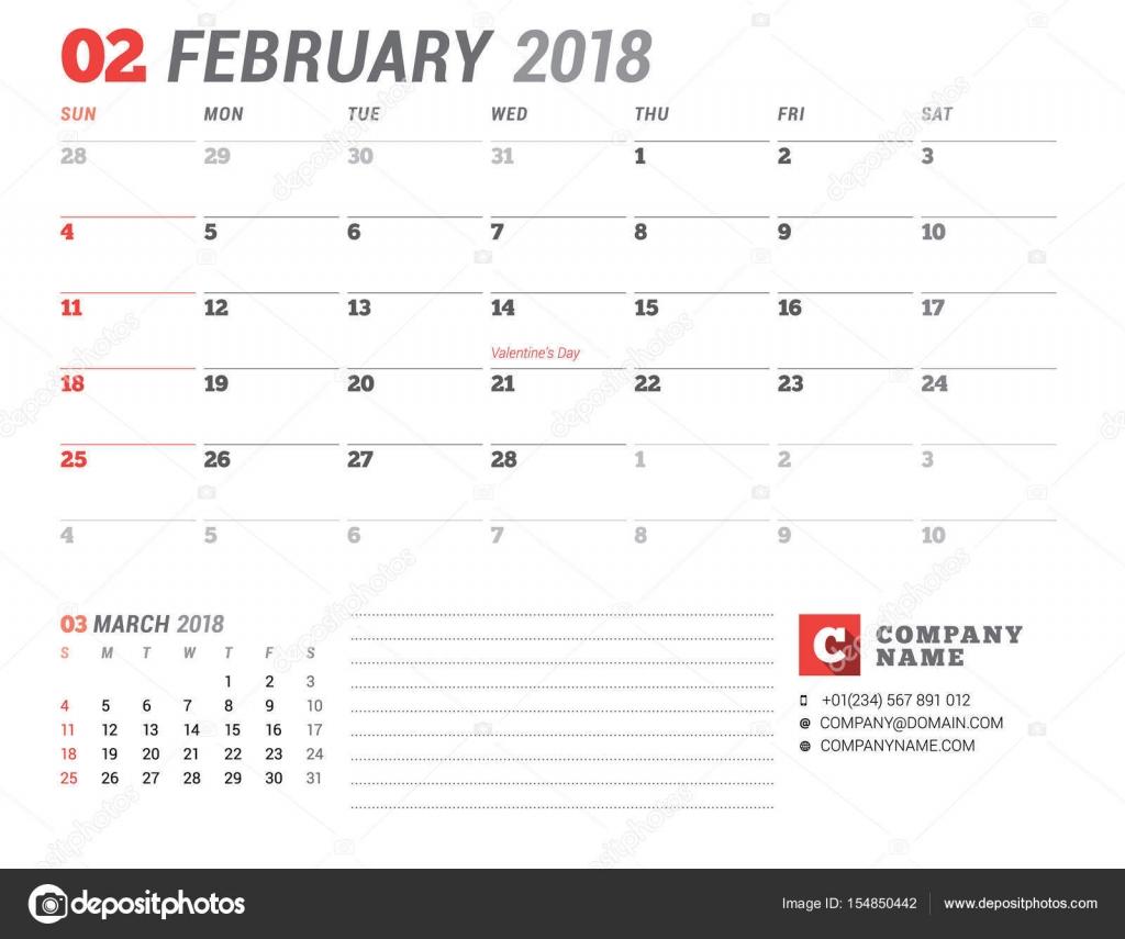 Febrero Calendario 2018 Related Keywords Febrero