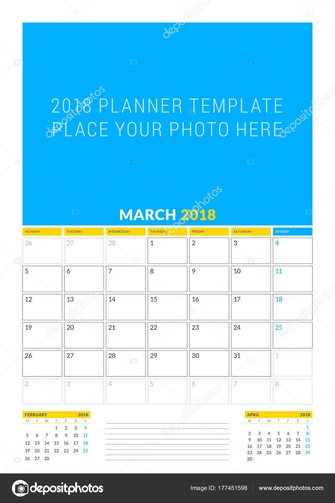 Groß März Kalendervorlage Fotos - Beispielzusammenfassung Ideen ...