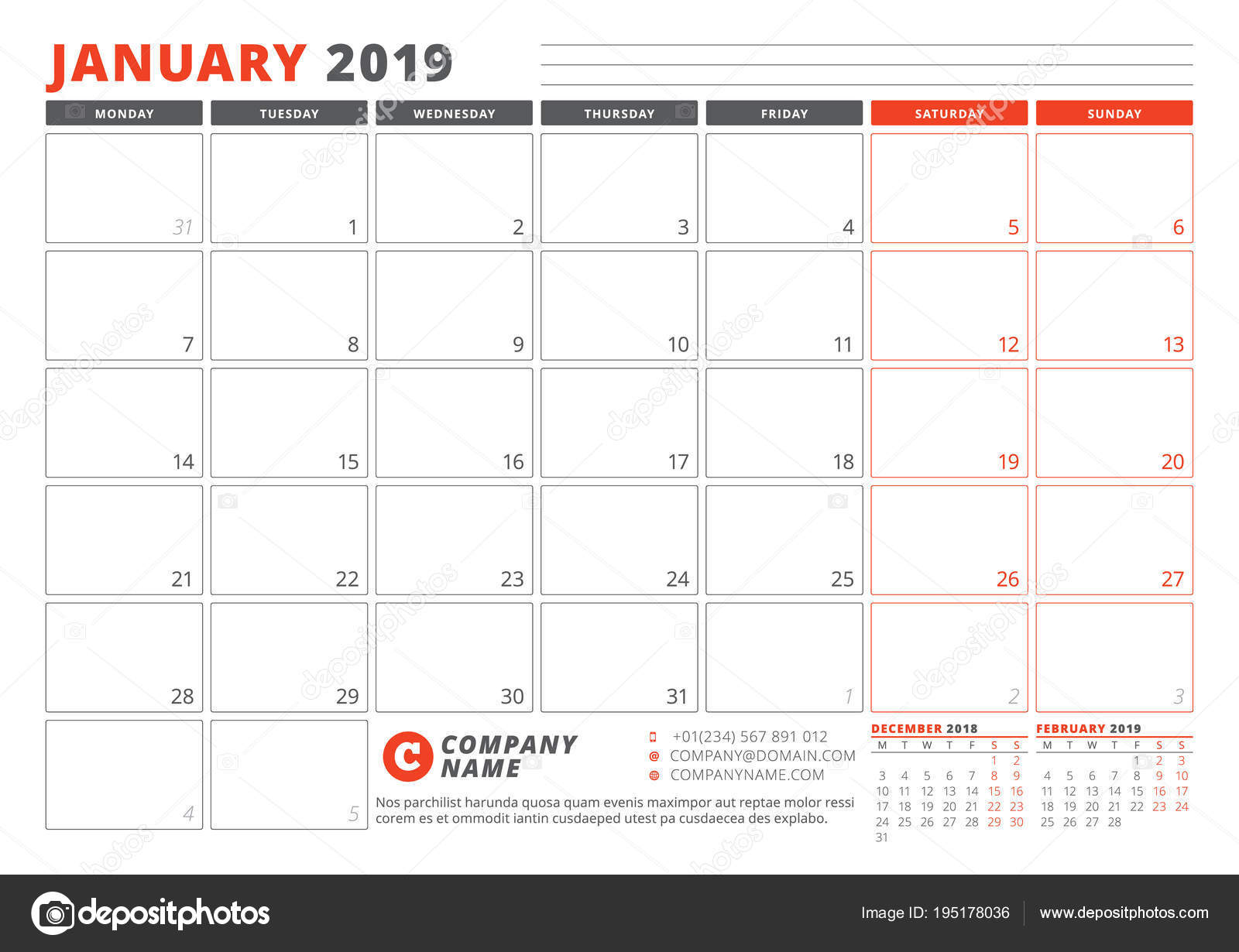 6 Ocak 2019 Pazartesi
