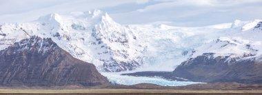 Skaftafell Glacier national park