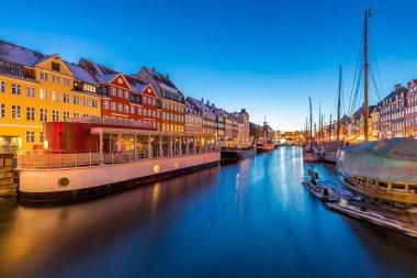 Copenhagen Nyhavn Sunset