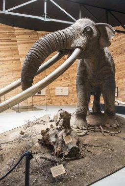 big Model of mastodon