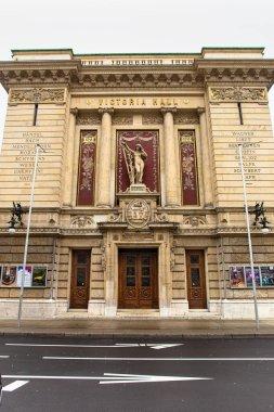 Victoria Hall in Geneva