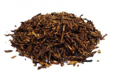 dried pipe tobacco (Nicotiana)