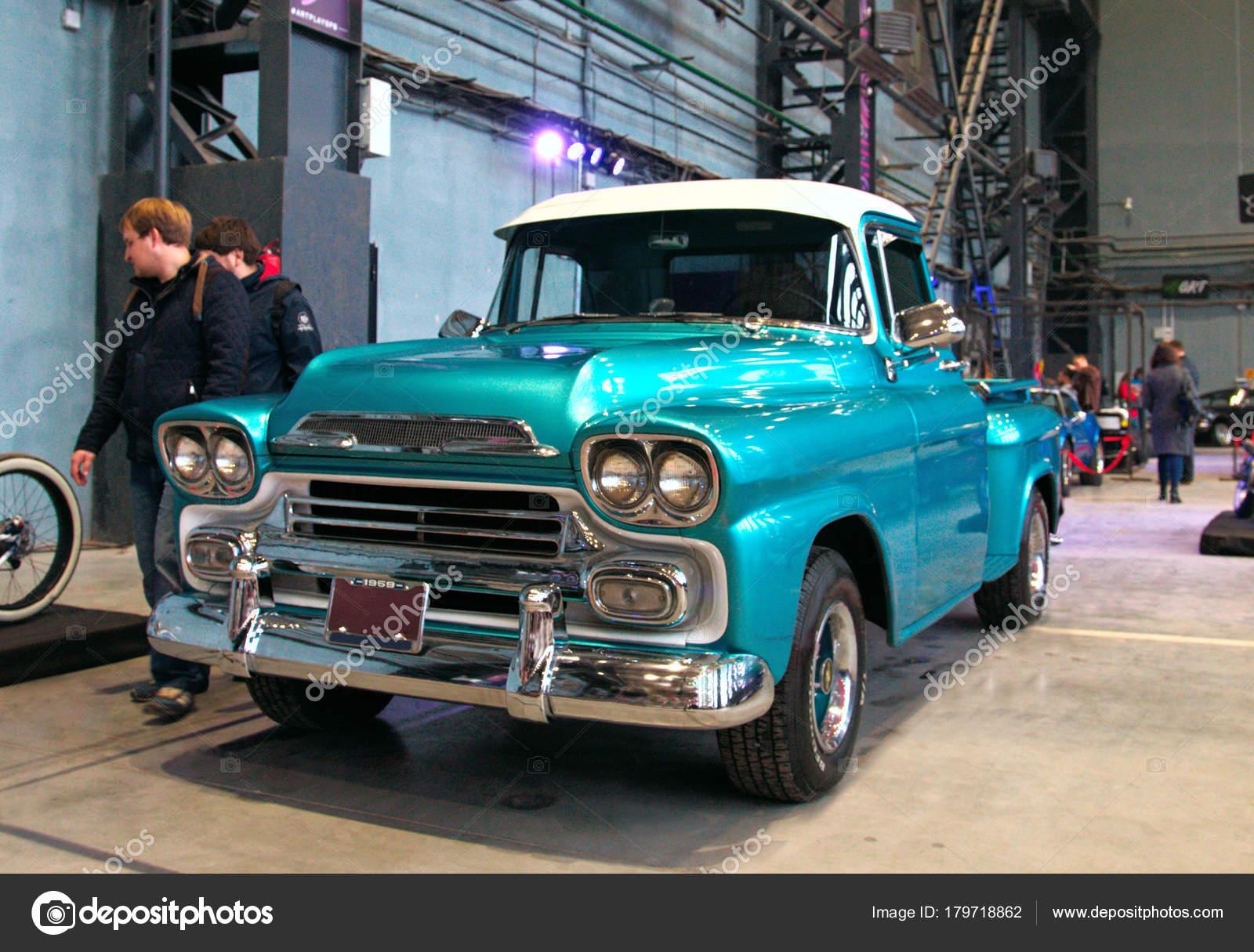 Classic american pickup truck – Stock Editorial Photo © OlegMirabo ...